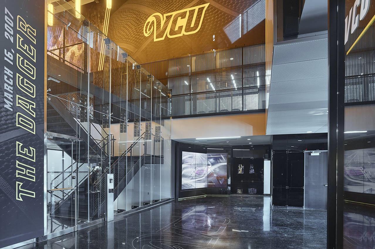 Virginia Commonwealth University Basketball Development Center