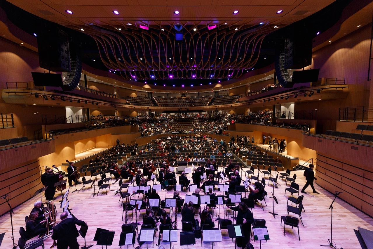 Liberty University Concert Hall