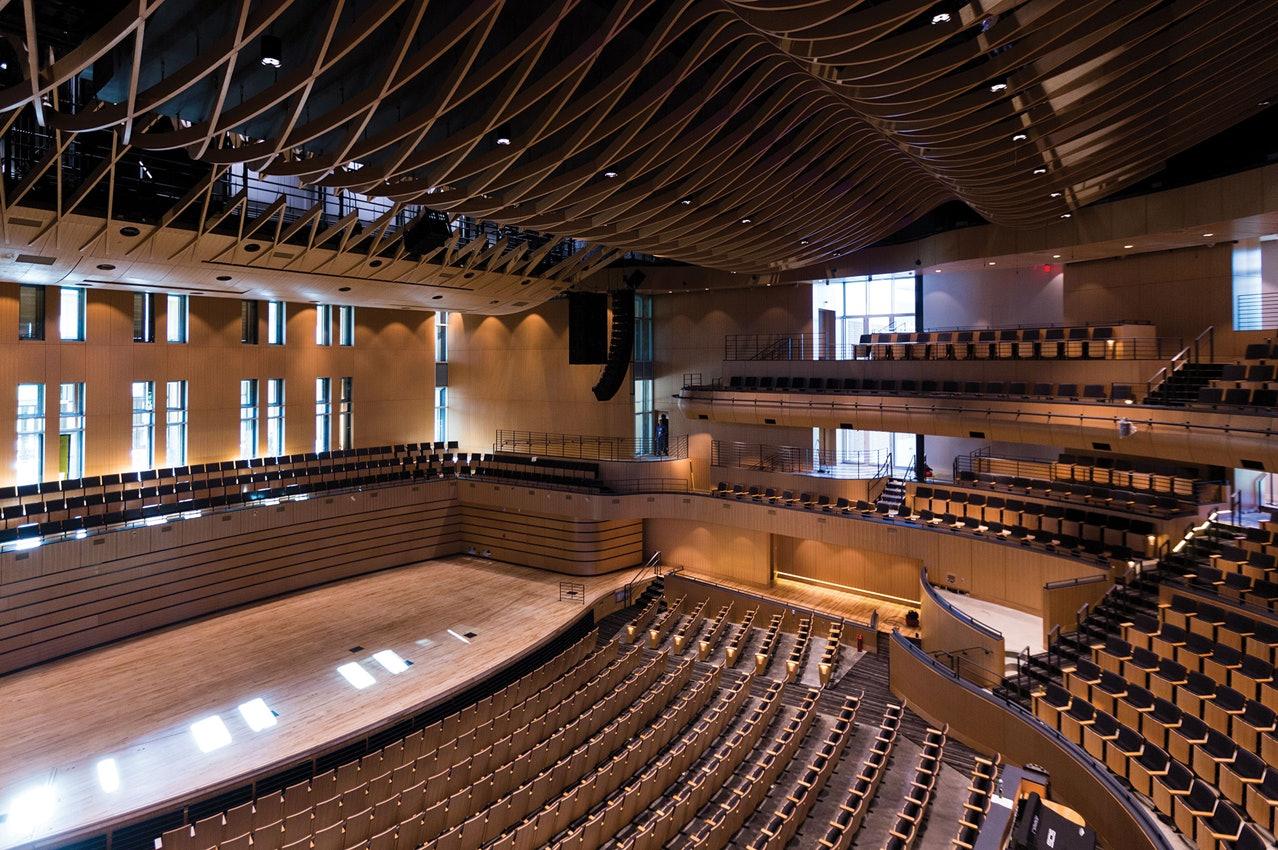 Liberty University School of Music + Concert Hall