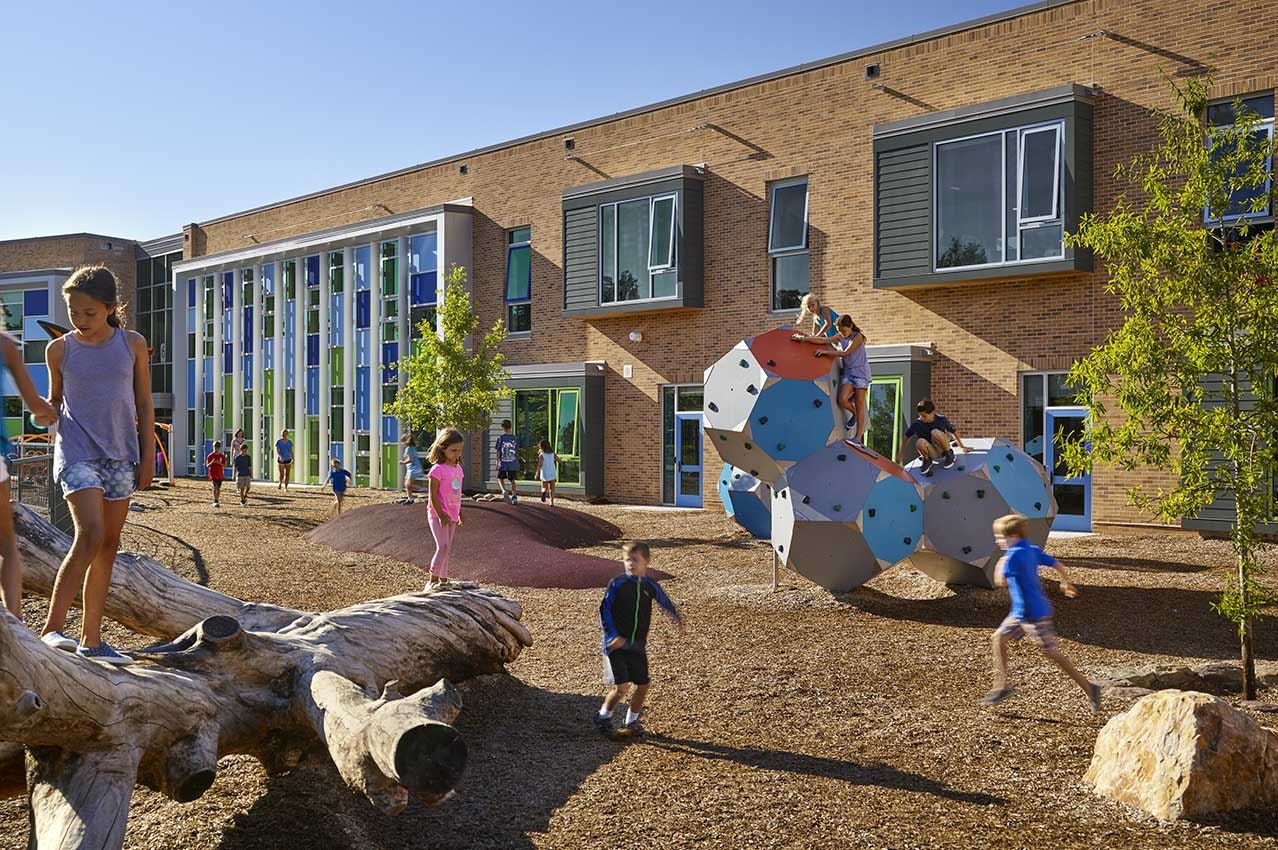 Discovery Elementary School Becomes First School and Third Project to Receive LEED Zero Energy Certification