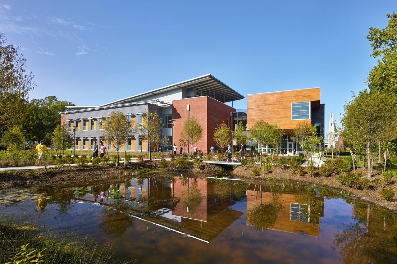 Virginia Wesleyan University Greer Environmental Sciences Center