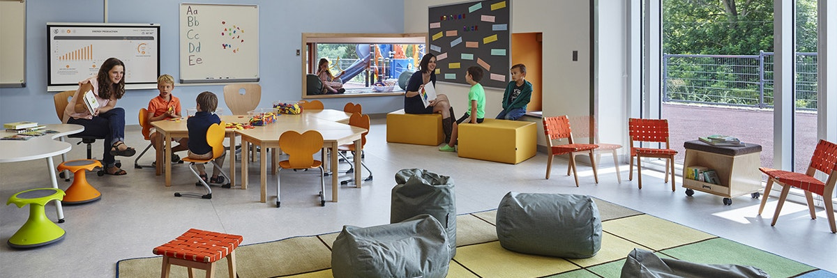 Discovery Elementary School Receives International Architectural Award