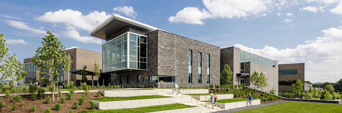 """Bluestone Elementary School Named """"Most Livable Building"""" in the U.S."""