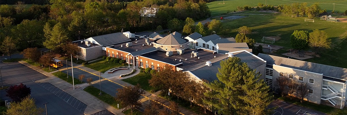 Crozet Elementary School Receives the 2020 AIA Test of Time Award