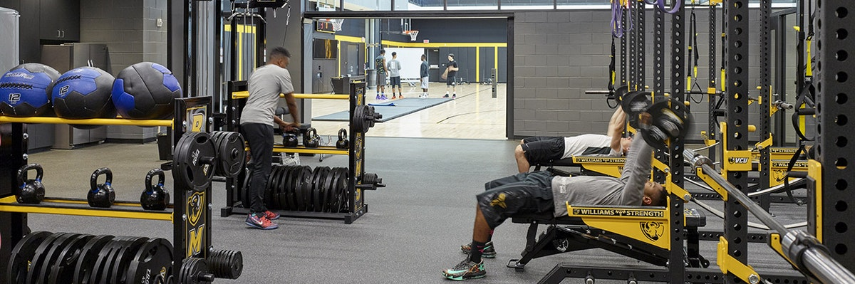 VCU's Basketball Development Center Recognized as Best Project of 2016