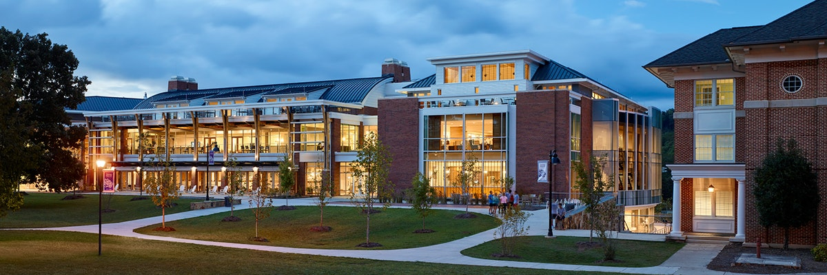 Rollins Campus Center Transforms the Student Experience