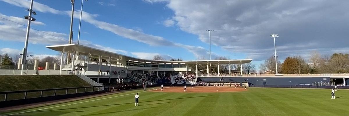 Palmer Park Opens for UVA Softball
