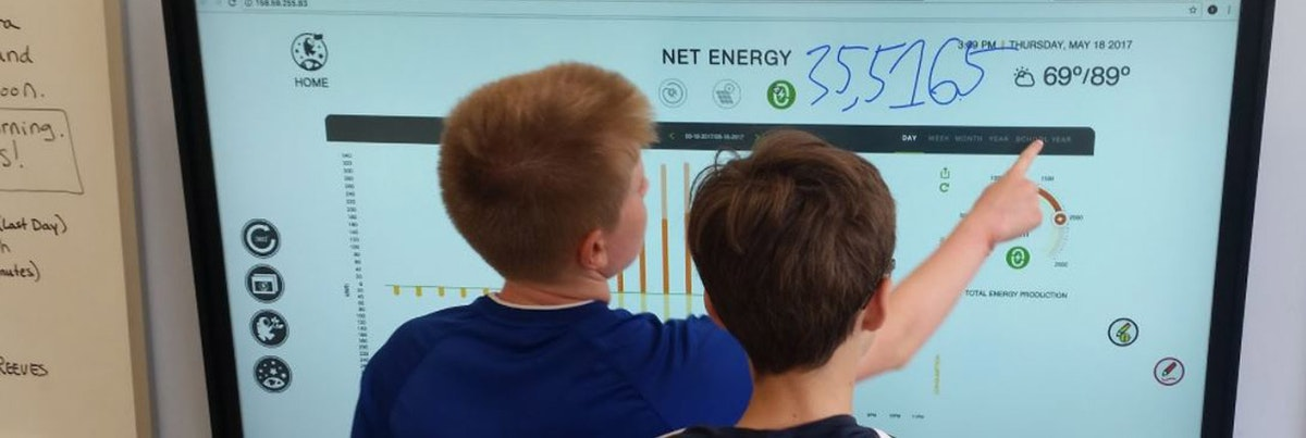 Building Dashboard Systems Inspire Student Engagement and Environmental Stewardship