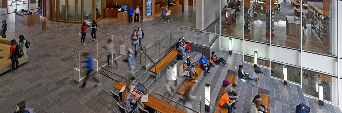 Academic Library Design