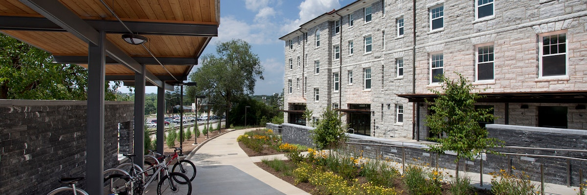 JMU's Wayland Hall: A Dynamic Living-Learning Environment for a New Century