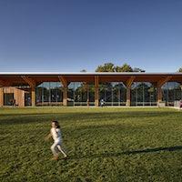 Community Input Inspires Design of Lubber Run Community Center