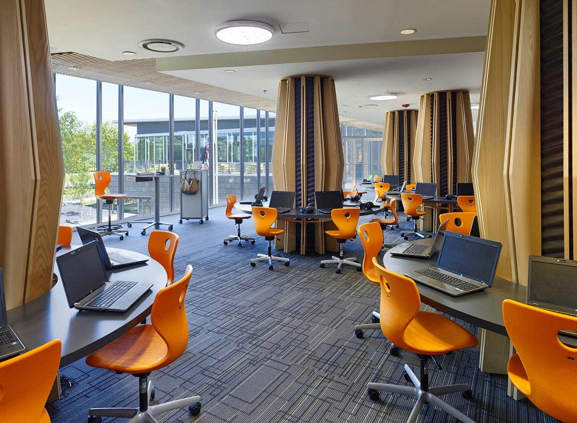 Buckingham County Elementary School Architecture & Design