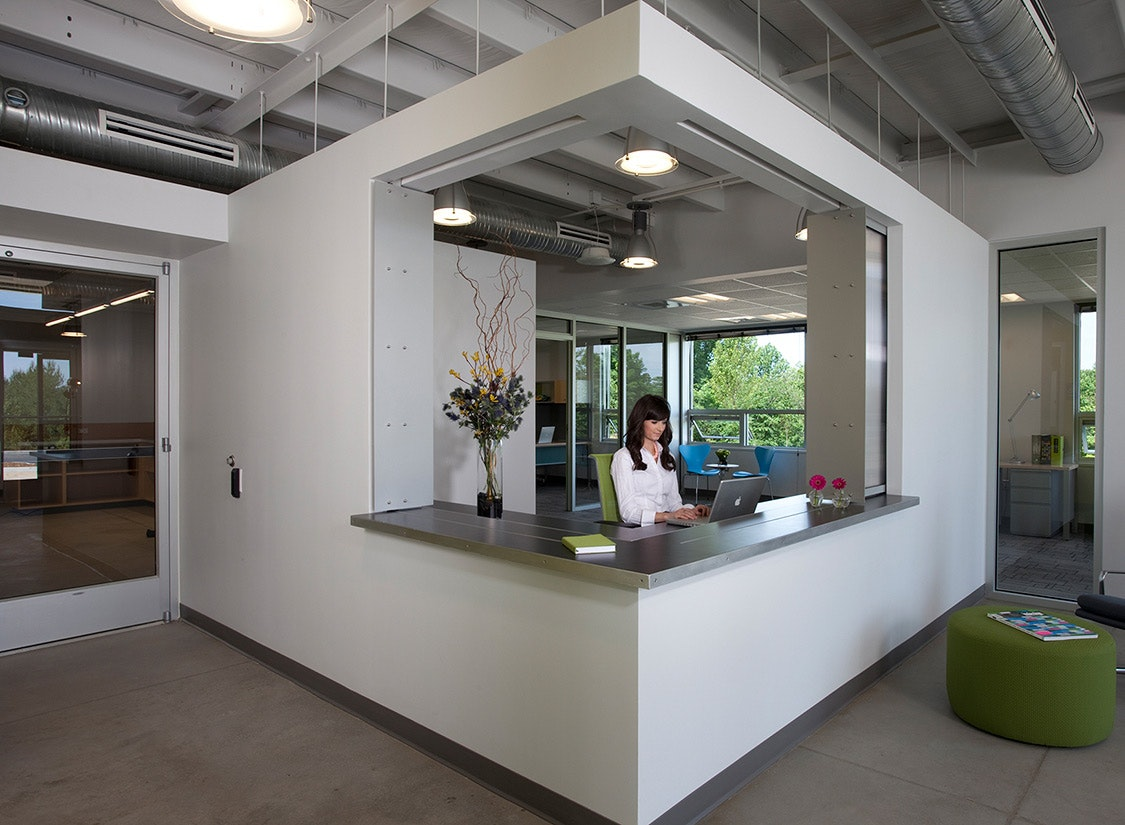 Charlottesville Area Transit Service Operations Center Architecture and Design