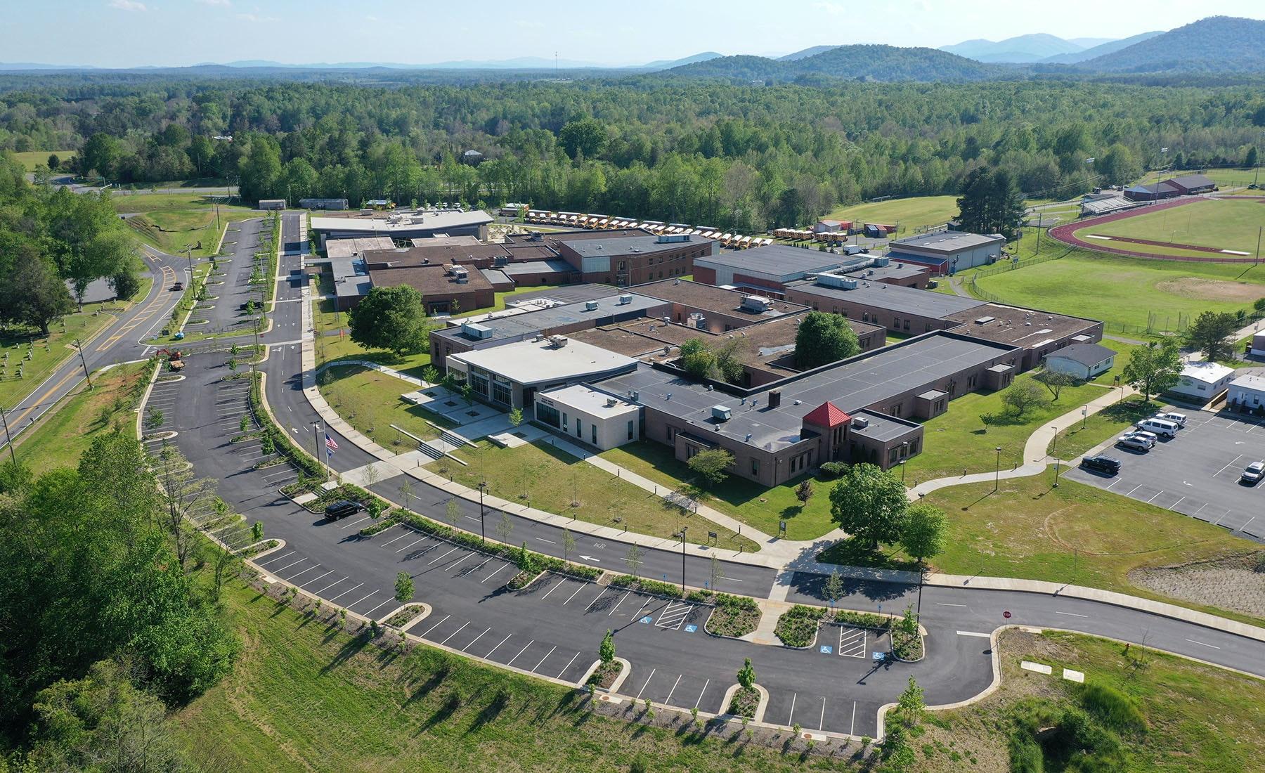 Greene County Public Schools William Monroe Middle School and High School