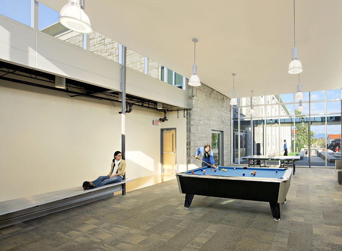 JMU Hoffman Residence Hall Architecture & Design