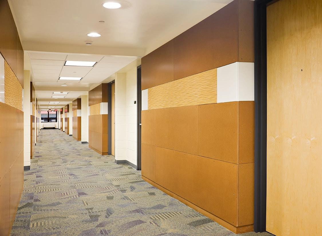 JMU Architecture and Design