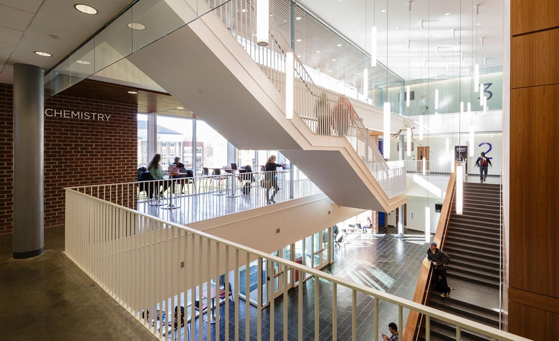 Liberty University Science Building