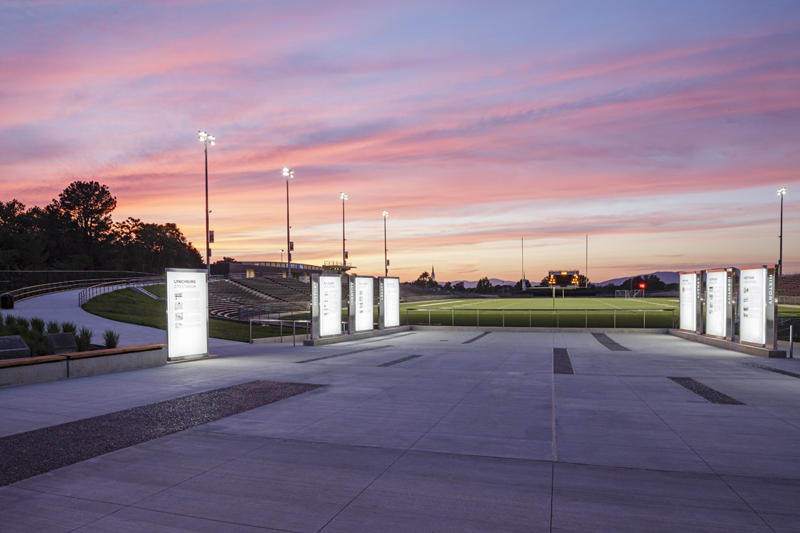 The City of Lynchburg was interested in solutions for bringing the stadium up to current standards while retaining the original charm and the architectural integrity of the stadium.