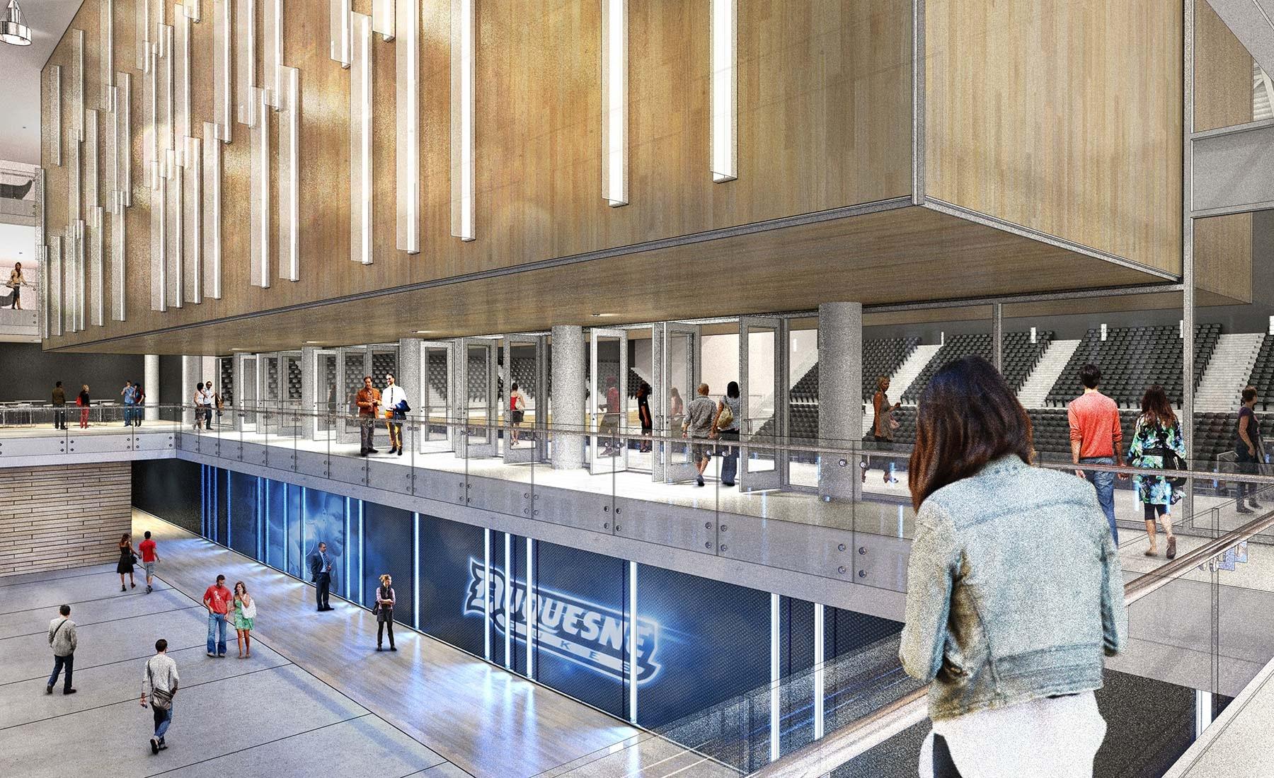 Duquesne University Architectural Planning