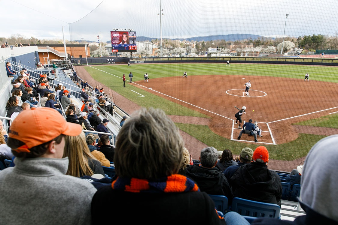 UVA Softball Stadium at Palmer Park