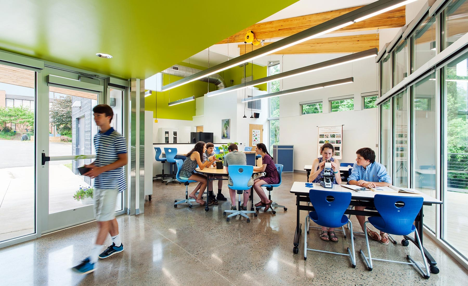 Western Albemarle High School | Environmental Architecture and Design