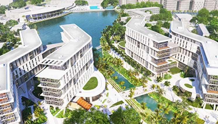 University of Miami Centennial Village